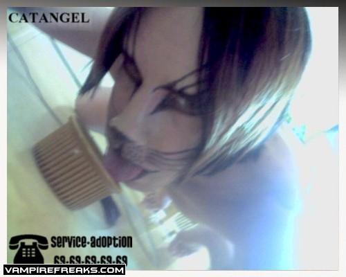 emo angel