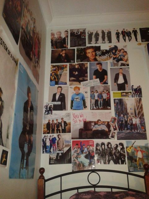 Part of My wall :3
