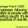 Sunglasses, Allowing You To stare At people