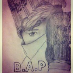 One of my drawings!