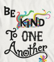Be kind :)