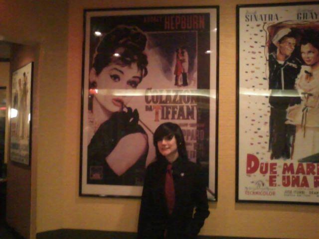 You like D&D, Audrey Hepburn.....