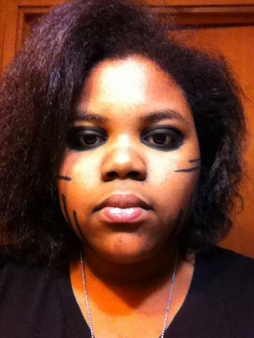 Ashley purdy makeup