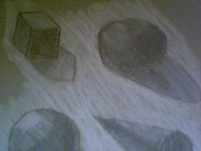 Random Shapes Drawing