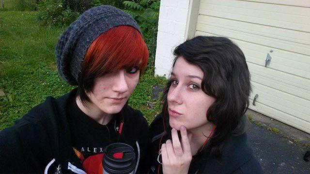 me and Cara